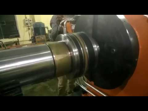 Hydraulic Cylinder Repair Bench Youtube