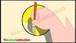 Mengenal Bentuk Dan Warna 6: Warna Bersama Diva - Kastari Animation Official