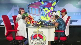 Pokemon World Championships 2016: Junior VG Finals