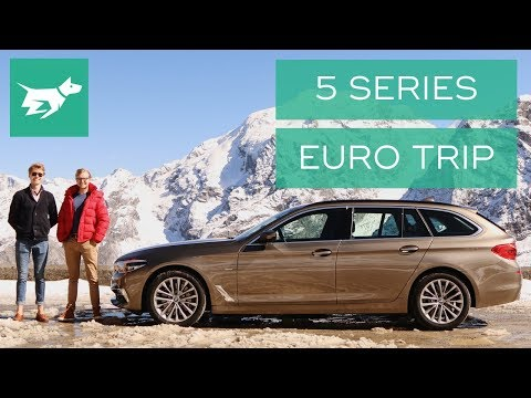2018 BMW 5 Series Touring review: Germany, Italy and France in the 530i wagon