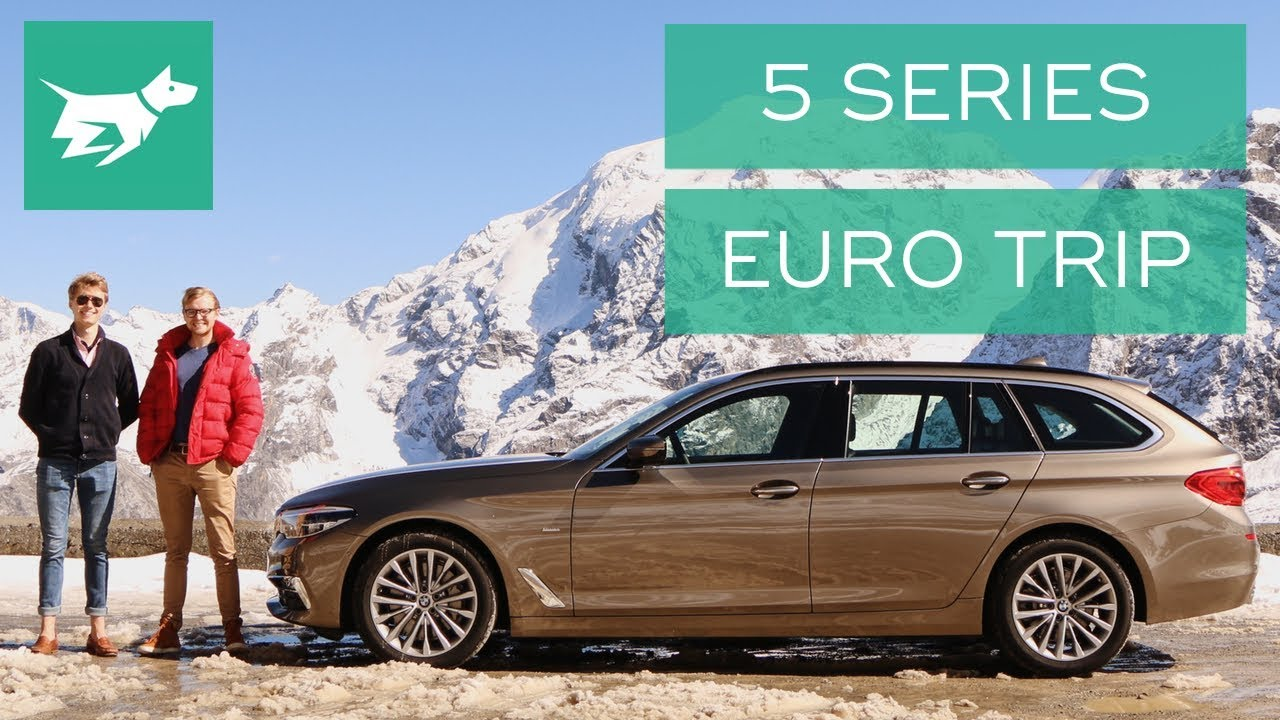 2018 Bmw 5 Series Touring Review Germany Italy And France In The 530i Wagon
