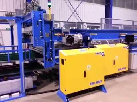 Оборудование для производства профилированного настила типа T 50 и T 100, в 2 х ярусном исполнении