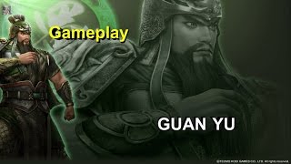 Dynasty Warriors 8 XL - PS4 - Guan Yu Gameplay (Ultimate Difficulty)