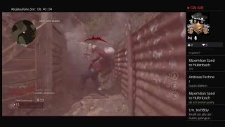 PS4 Game Play WW2 chilliges zocken