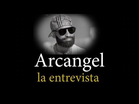 Entrevista Inedita con Arcangel