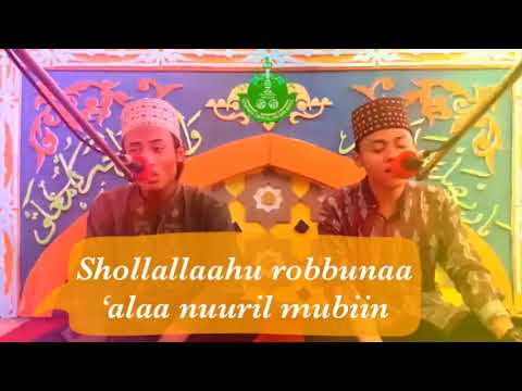 Shollalohu Robbuna Ala Nuril Mubin + Lyric