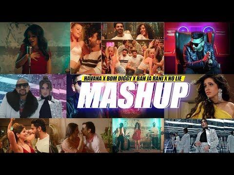 Bom Diggy x Ban Ja Rani x No Lie /DJ Harshal/ Mashup/ Sunix Thakor/ Dj Music Video