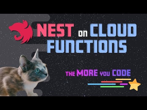 Nest on Cloud Functions