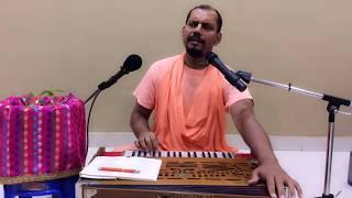 Madhava Bahuta Minati-Kirtan-on 24-06-2017 Evening