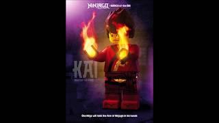 Ninjago March of the Oni: Kai's Poster