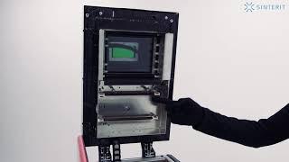 Sinterit Lisa 3D SLS printer description