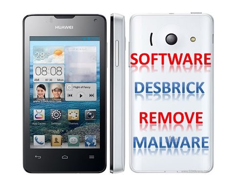 Firmware Huawei Y300-0151 / Rom Stock / Desbrick / Solved ...