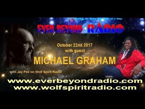 2017-10-22 Ever Beyond - Michael Graham Angels in Every Day Life
