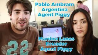 The Experience: Zuggi- Agent Piggy - Schoooools