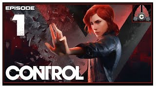 Let's Play Control With CohhCarnage (Thanks To Remedy For The Key) - Episode 1