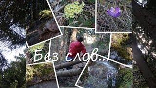 Без слов, природа в горах.