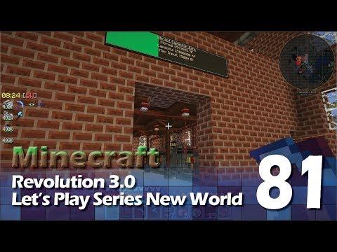 Minecraft: Revolution 3 New World - Power Control