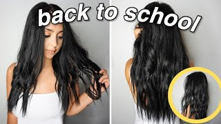 Back To School Hairstyle | 5 minutes