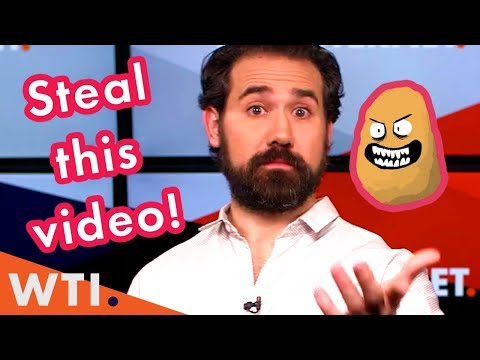 How To Steal Our Videos | We The Internet TV