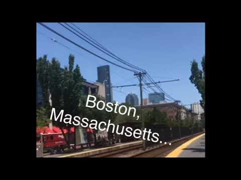 Konuşma Terapisti Ümmühan Erkoç Boston'dan İyi Bayramlar!