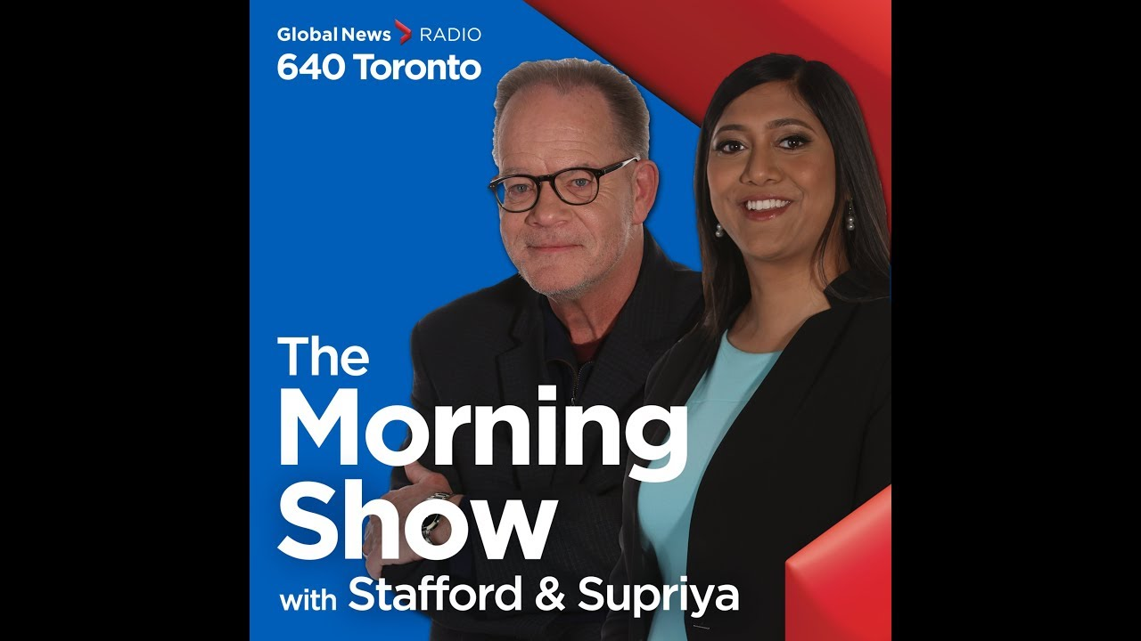Bruce Fikowski Talks To The Morning Show On Global News 640 Toronto