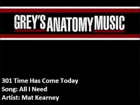 301 Mat Kearney - All I Need