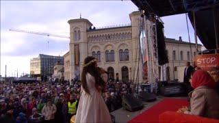 Angelina Jordan - Nobel Peace Prize Concert thumbnail