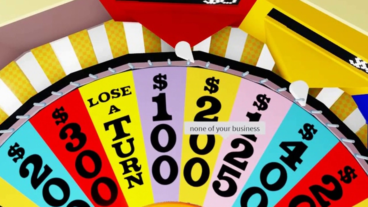 Tof Wheel Of Fortune Test Youtube