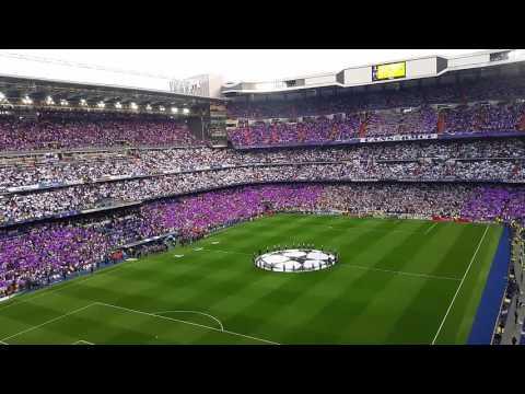 Real Madrid 1 - Manchester City 0 - Estadio Santiago Bernabeu (05-05-16)