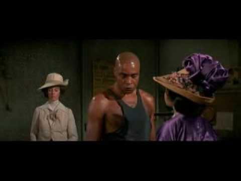 Blaxploitation : The Great White Hope 1970, starring James Earl Jones and Marlene Warfield