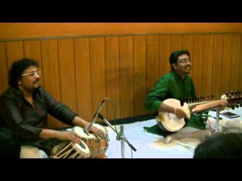Abhisek Lahiri (Sarod) & Pt. Bickram Ghosh, Rag Bageshri