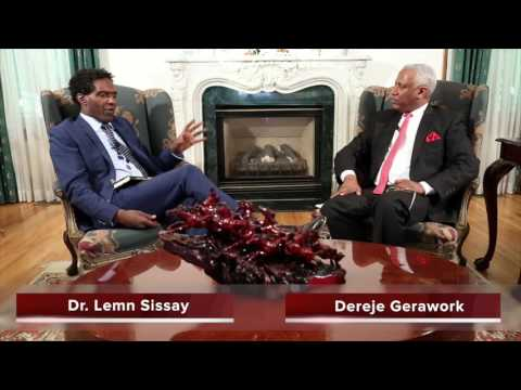 Gera-show - Exclusive Interview With Chancellor Dr. Lemn Sissay Part -1