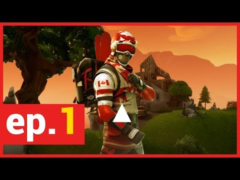 Fortnite EPIC and FUNNY Moments! Ep. 1 (Fortnite Battle Royale Daily Moments!)
