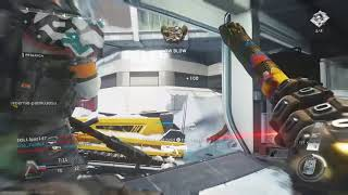 Infinite warfare sniper and nunchuck montage