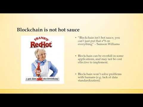 Blockchain Webinar