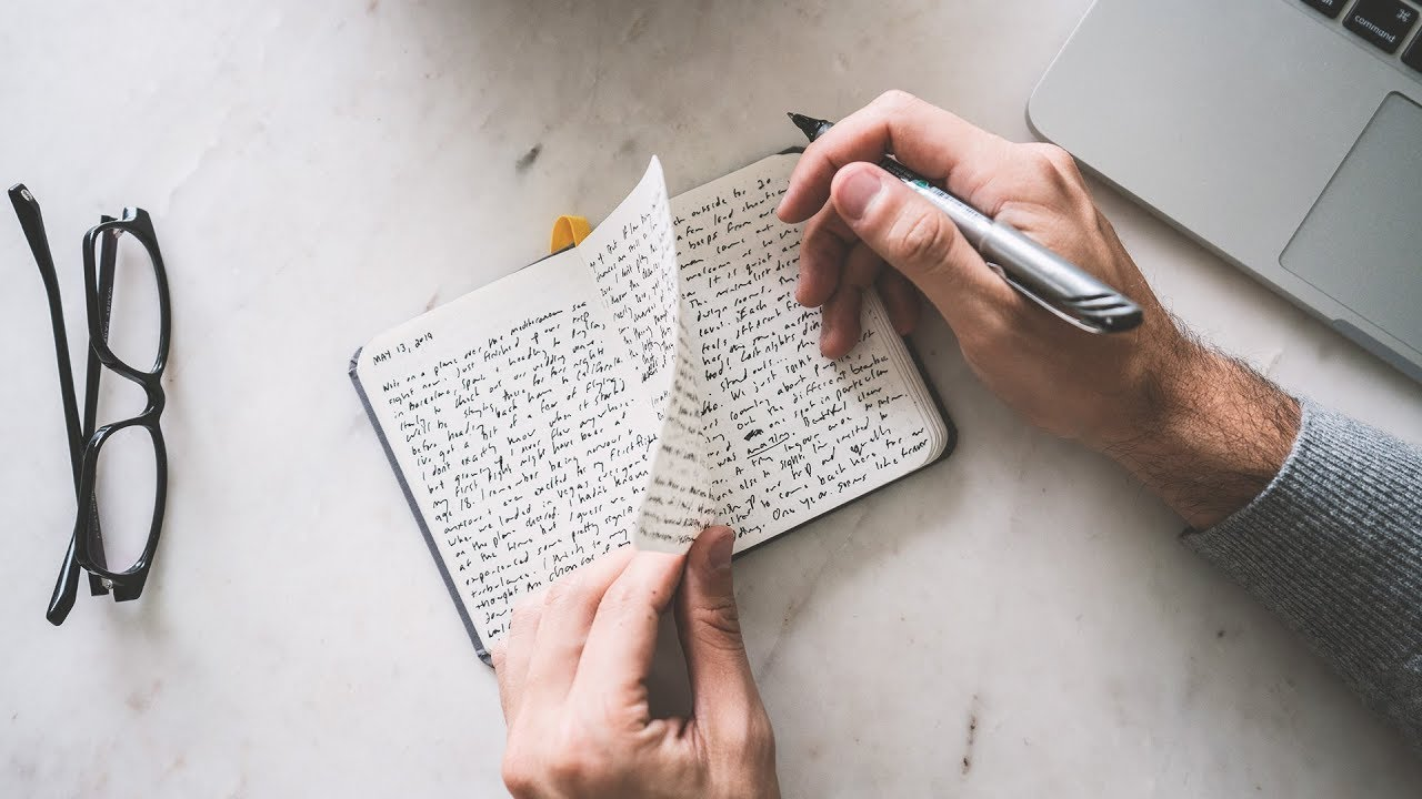 Journaling: A Time To Reflect