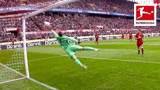 Top 10 Best Saves of The Decade 2010-2019 - Neuer, ter Stegen, Bürki & More
