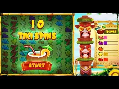 TIKI FRUITS online slot  Looking for the Bonus Free Spins