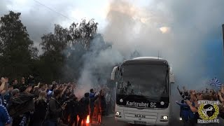 01.06.2015 KSC - Hamburger SV (Relegation)