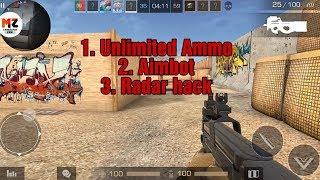 Standoff 2 Mod Hack Aimbot Unlimited Ammo No Reload Heat
