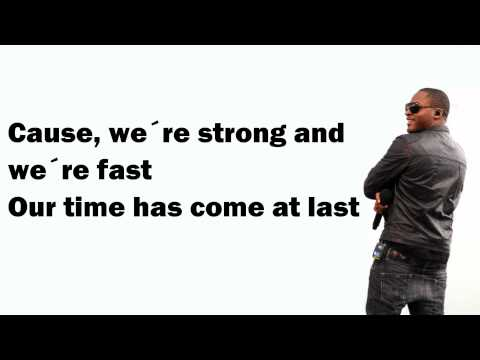 Taio Cruz - We Got The World In Our Hands (Karaoke/Instrumental)