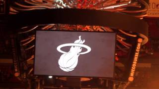 Miami Heat Intro Video 2015-2016