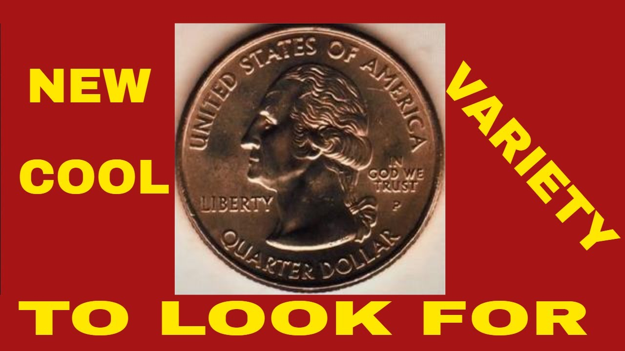 NEW VARIETY FOUND 2000P VIRGINIA QUARTER!! CHECK YOUR CHANGE! QUARTERS TO  LOOK FOR!!