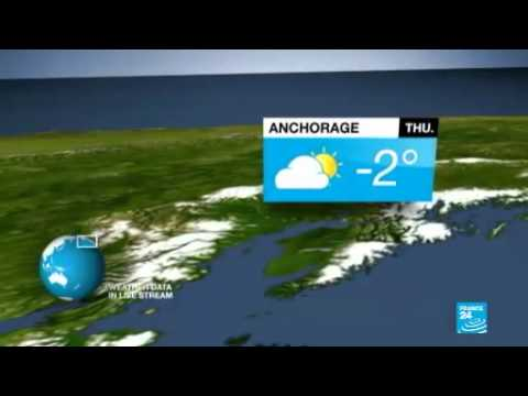 International breaking news and headlines France 24 meteo