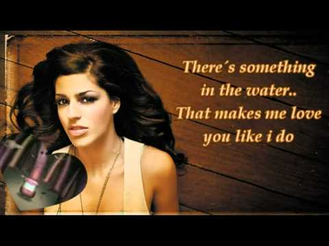 Brooke Fraser-Something In The Water (Karaoke/Instrumental)