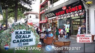 Kapalıyol Antalya'da Devren Satılık  Restaurant