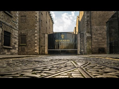 Guinness Storehouse Virtual Tour
