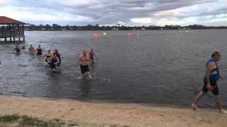 Tomoka Triathlon May 2015 - Krista