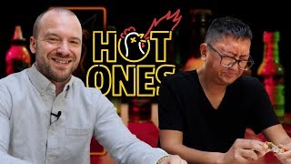 WE INTERVIEW SEAN EVANS  🌶️ FROM HOT ONES