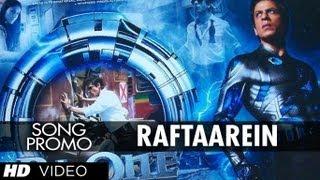"""Raftaarein Ra.One"" | ShahRukh Khan"